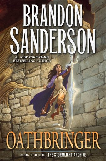 Oathbringer - The Stormlight Archive: Book Three