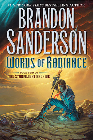 Words Of Radiance - Review - Artwork