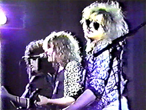 Enuff Z'Nuff - Live at the Metro 1988