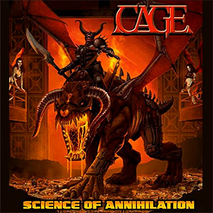 Cage - Science of Annihilation - Artwork - Review
