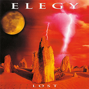 Elegy - Lost - Review - Artwork