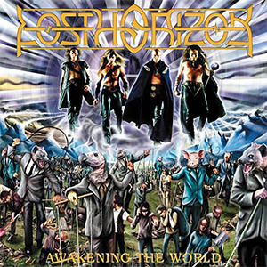 Lost Horizon - Awakening The World - Artwork