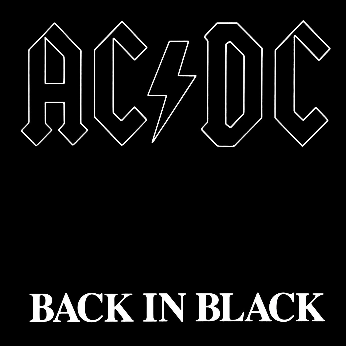 Back In Black (2003 Remaster) - Artwork