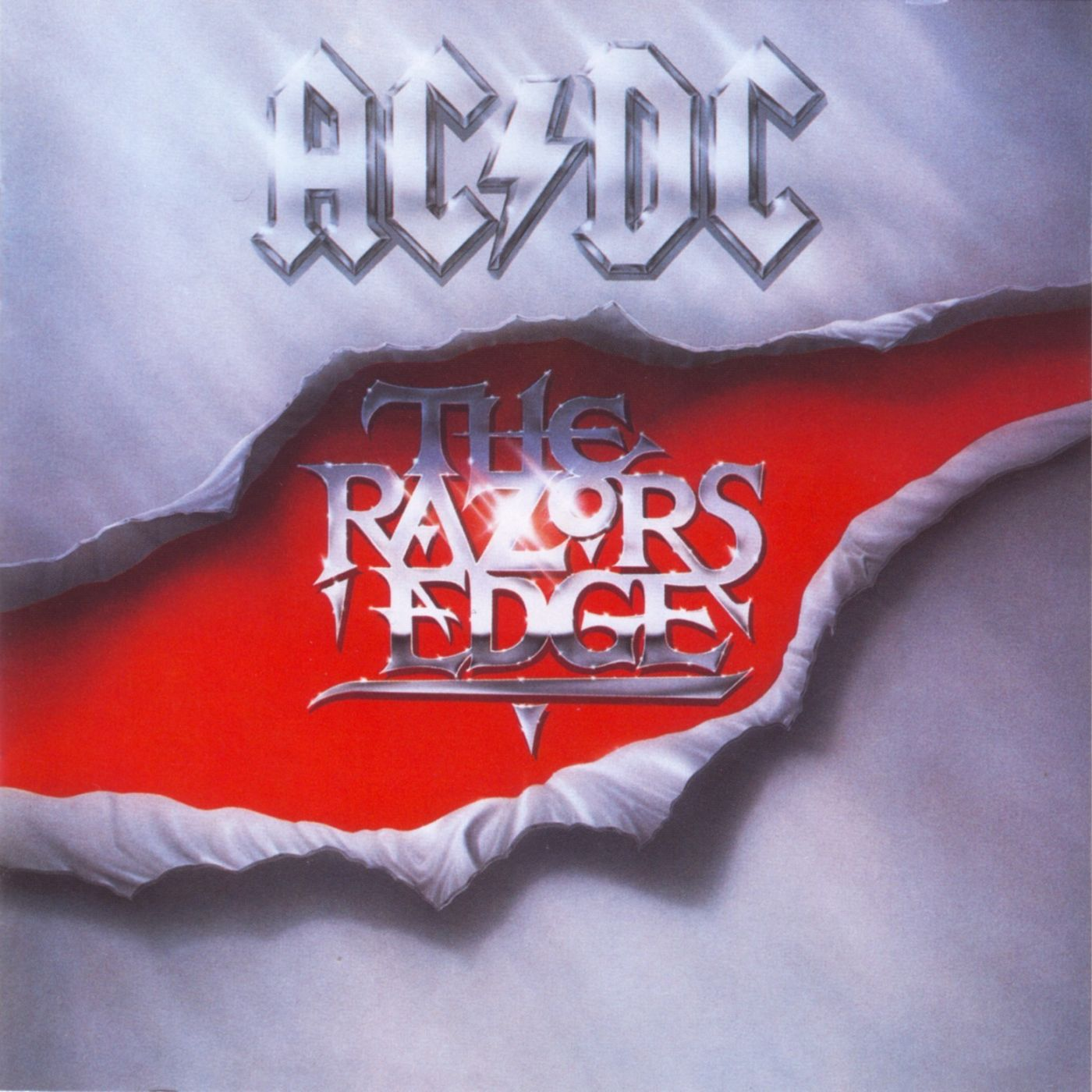 The Razors Edge (2003 Remaster) - Artwork