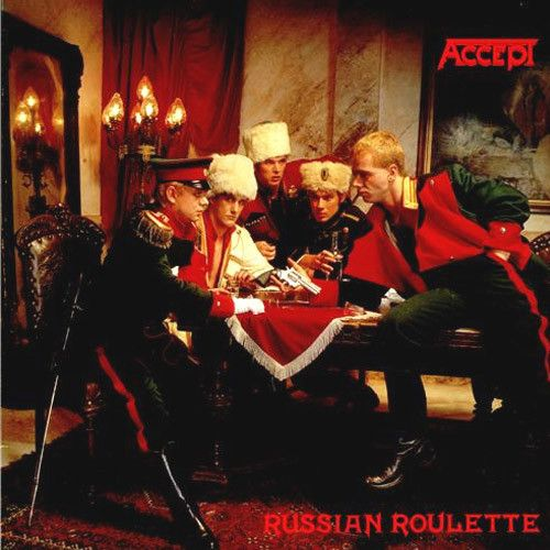 Russian Roulette - Artwork