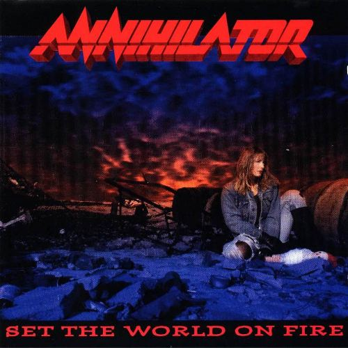 Set The World On Fire (2009 Remaster) - Artwork