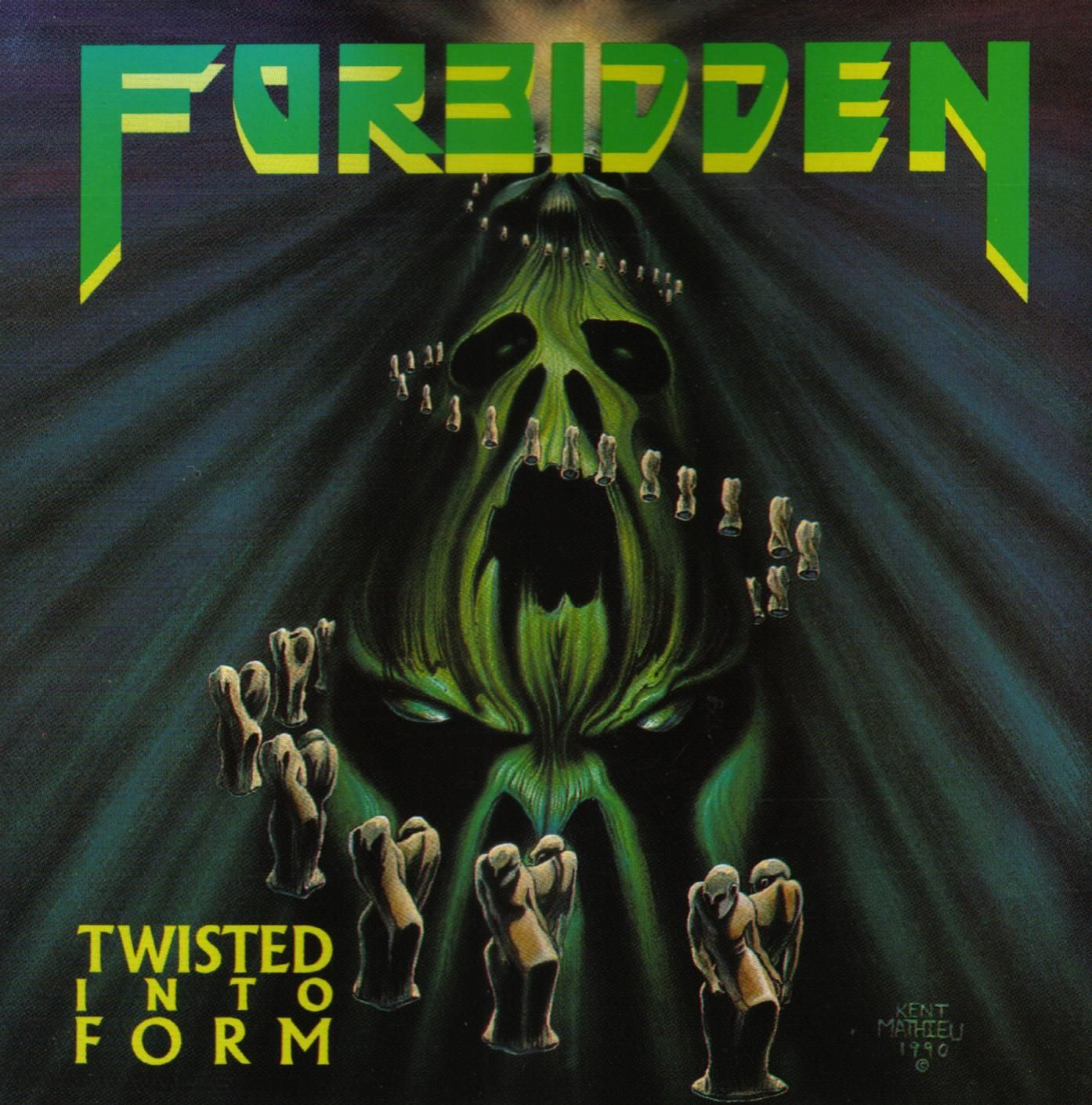 Twisted Into Form - Artwork