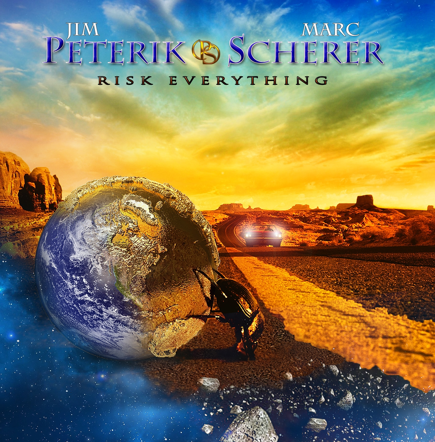 Risk Everything - Artwork