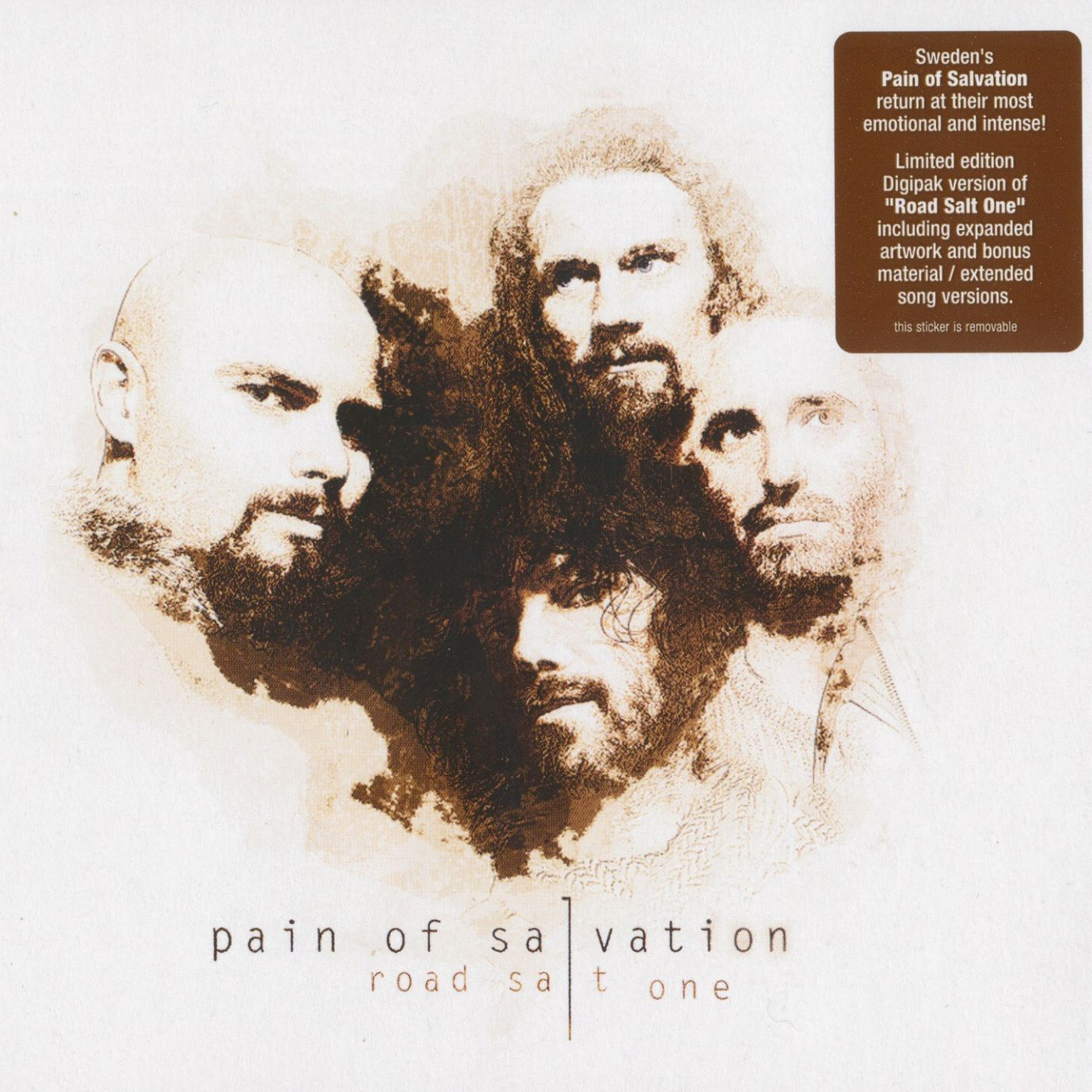 Pain of Salvation - Road Salt One (Limited  Edition)