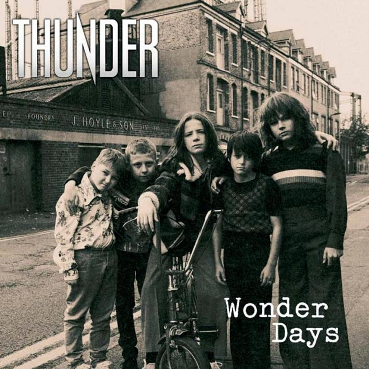 Thunder - Wonder Days