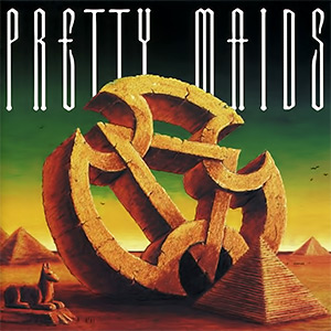 Pretty Maids - Anything Worth Doing� - Artwork