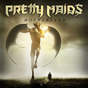 Pretty Maids - Motherland - Artwork - Review