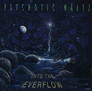 Psychotic Waltz - Into The Everflow - Artwork