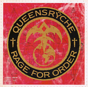 Queensrÿche - Rage For Order