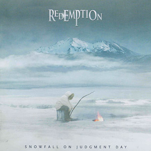 Redemption - Snowfall On Judgment Day - Artwork