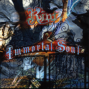 Riot - Immortal Soul - Artwork
