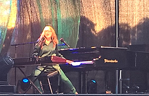 Tori Amos - Live At Egeskov Castle - June 6, 2015