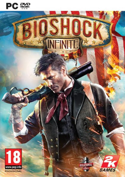 BioShock Infinite - Artwork