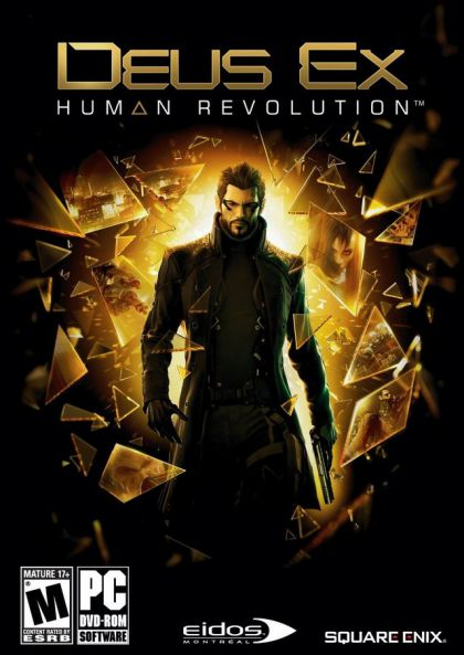 Deus Ex: Human Revolution - Artwork
