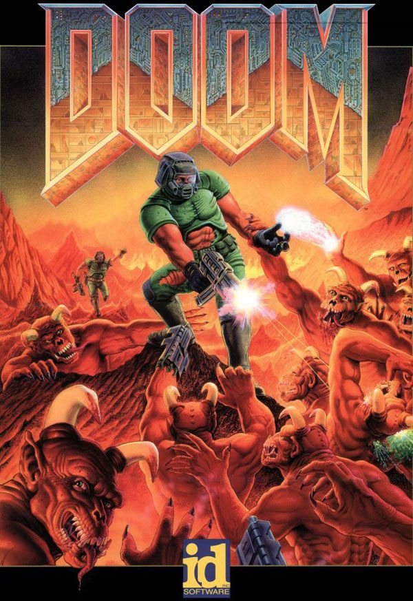 Doom I & II - Artwork