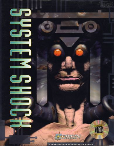 System Shock - Artwork