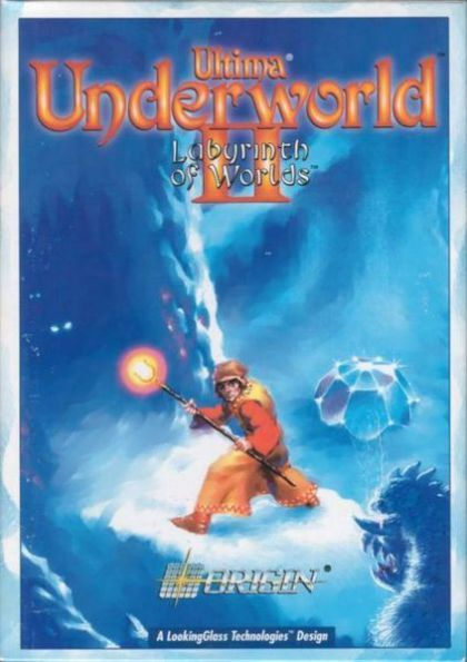 Ultima Underworld 2 - Artwork