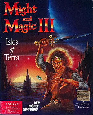 Might and Magic III - Isles of Terra - Memoirs Of A Classic RPG
