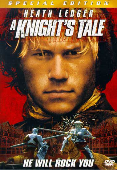 A Knight's Tale - Artwork