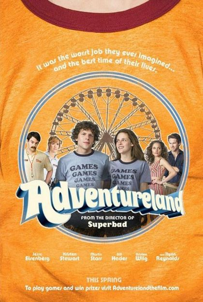 Adventureland - Artwork