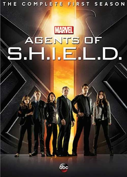 Agents Of S.H.I.E.L.D.: Season 1 - Artwork