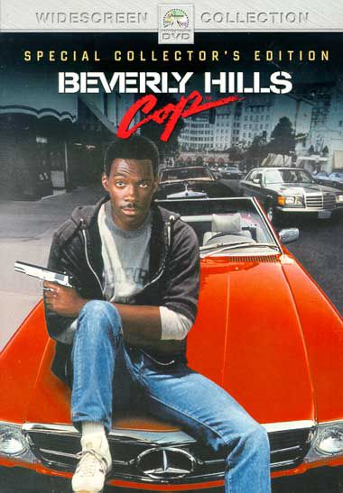 Beverly Hills Cop - Artwork