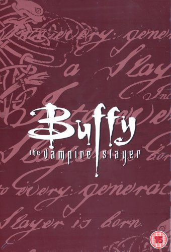 Buffy The Vampire Slayer: Season 1-7 - Artwork