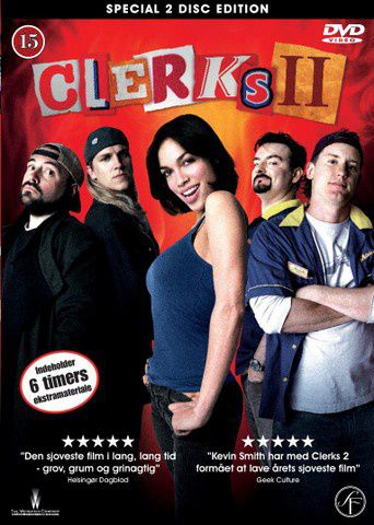 Clerks Ii - Artwork
