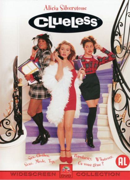 Clueless - Artwork