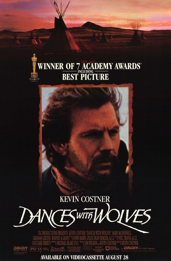 Dances With Wolves - Artwork