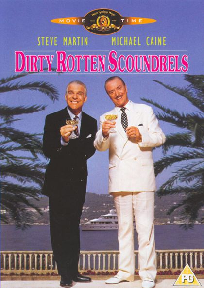 Dirty Rotten Scoundrels - Artwork