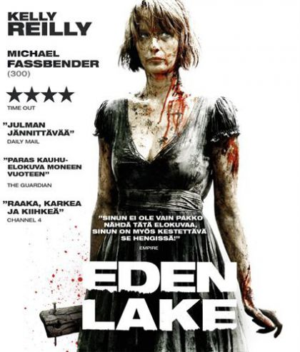 Eden Lake - Artwork