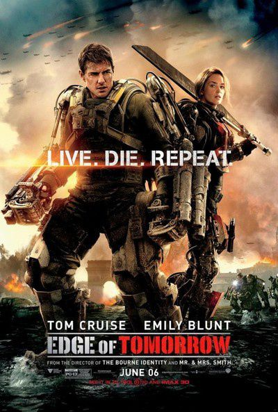 Edge Of Tomorrow - Artwork