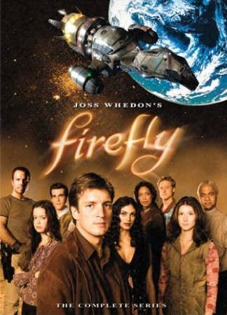 Firefly: The Complete Series - Artwork