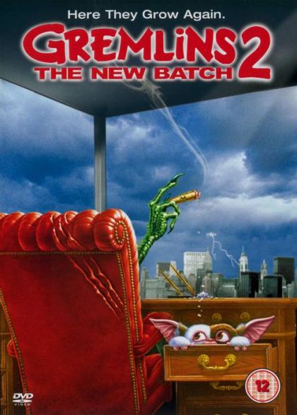 Gremlins 2: The New Batch - Artwork