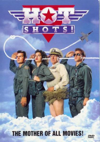 Hot Shots! - Artwork