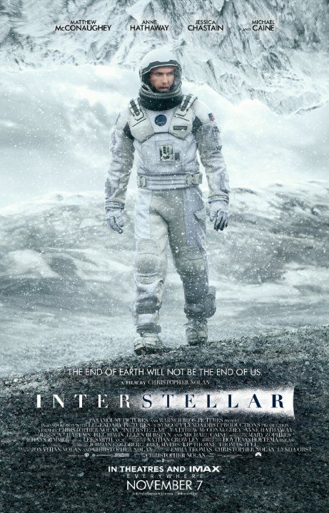 Interstellar - Artwork