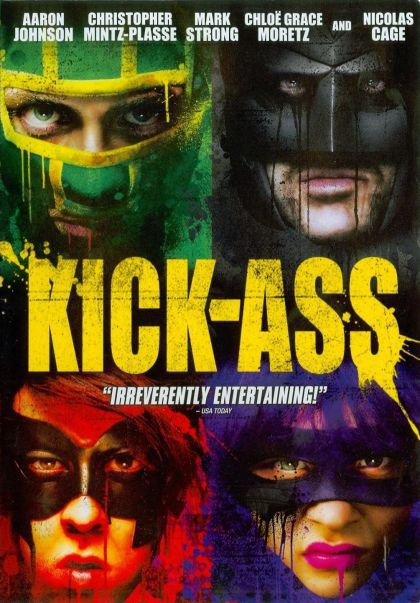 Kick-Ass - Artwork