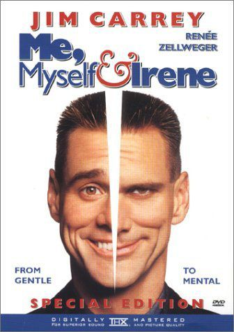 Me, Myself & Irene - Artwork