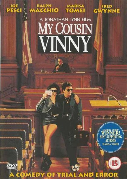 My Cousin Vinny - Artwork