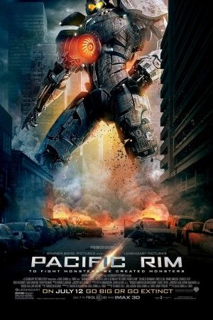 Pacific Rim - Artwork