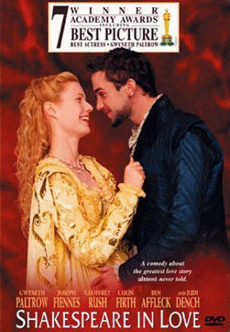 Shakespeare In Love - Artwork