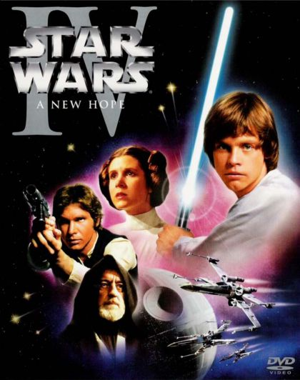 Star Wars: Episode Iv: A New Hope - Artwork