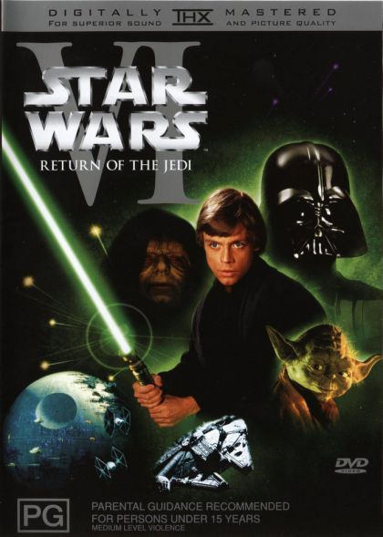 Star Wars: Episode Vi: Return Of The Je - Artwork