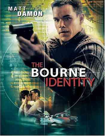 The Bourne Identity - Artwork